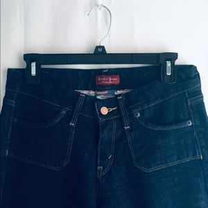 Women's NEW Size 6 Levi's 545 Jeans Low boot cut